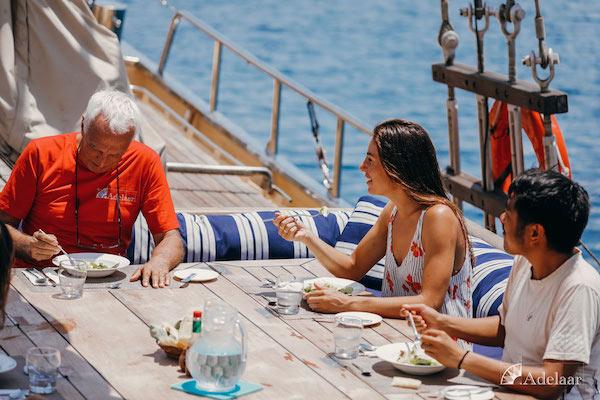 Adelaar's 11-Day Komodo Exclusive - Day Eleven - Breakfast On Board