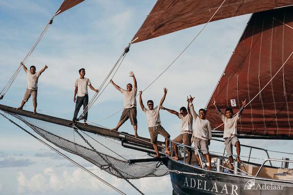 Adelaar's Komodo Extended Bali - Komodo - Day Four - Staff