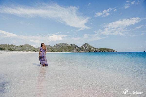 Adelaar's 11-Day Komodo Extended Komodo to Bali - Day Six - Pink Beach