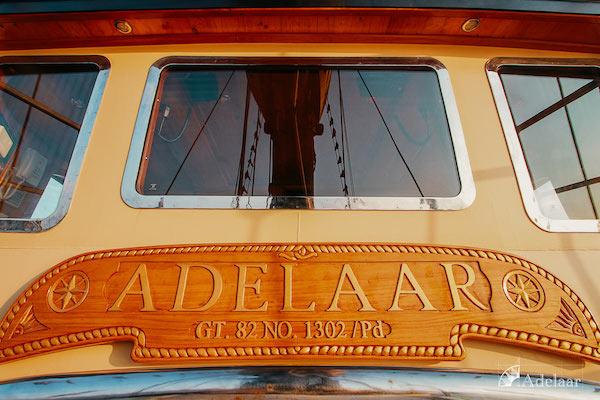 Adelaar's 11-Day Komodo Extended Komodo to Bali - Day Seven - Adelaar Sign