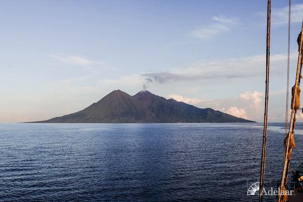Adelaar's 11-Day Komodo Extended Komodo to Bali - Day Ten - Volcano
