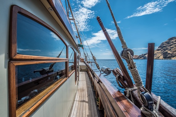 Carpe Diem's 8-Day Central and North Raja Ampat - Day Seven - Boat Details