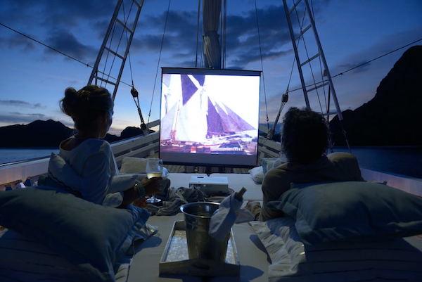 Alexa's 6-Day Labuan Bajo to Sumba - Day Five - Cinema on Board