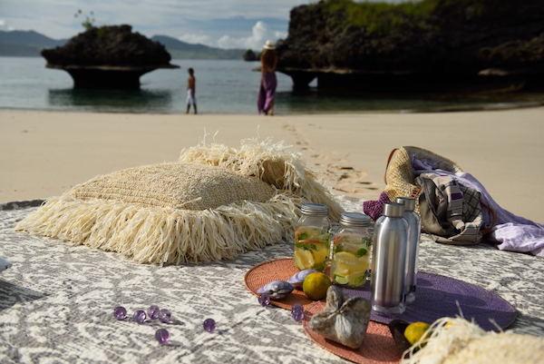 Alexa's 6-Day Labuan Bajo to Sumba - Day Six - Private Picnic on The Beach