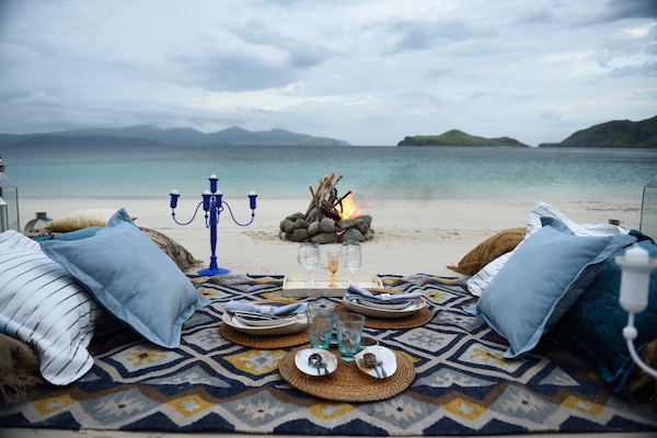 Alexa's 11-Day Maumere to Ambon via Alor & The Banda Islands - Day Four - Private Picnic for Two