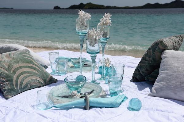 Alexa's 11-Day Maumere to Ambon via Alor & The Banda Islands - Day Five - Honeymoon Picnic