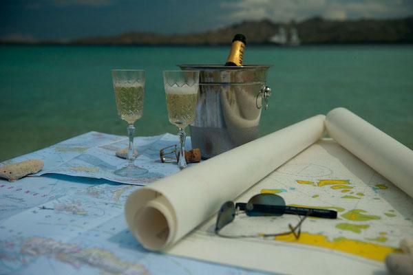 Alexa's 13-Day Raja Ampat (Kaimana to Sorong) - Day Four - Honeymoon Dinner by the Beach
