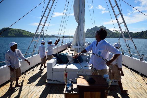 Alexa's 13-Day Raja Ampat (Kaimana to Sorong) - Day Five - Staff