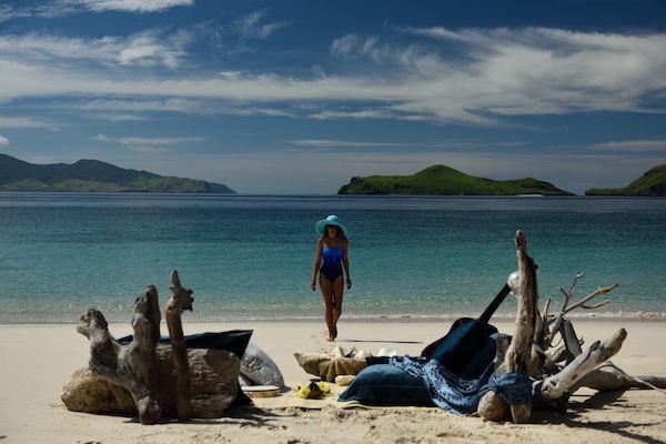 Alexa's 13-Day Raja Ampat (Kaimana to Sorong) - Day Eleven - Honeymoon Picnic on The Beach