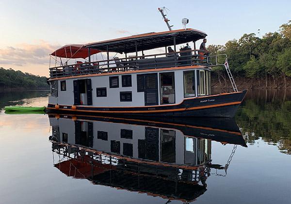 Amazon Eco Boat's 5-Day Evasion Cruise Day Five - Disembarkation.