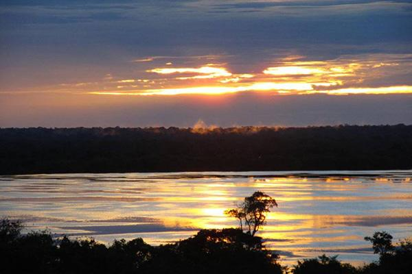 Amazon Eco Boat's 6-Day Immersion Cruise Day Three -  River Views.