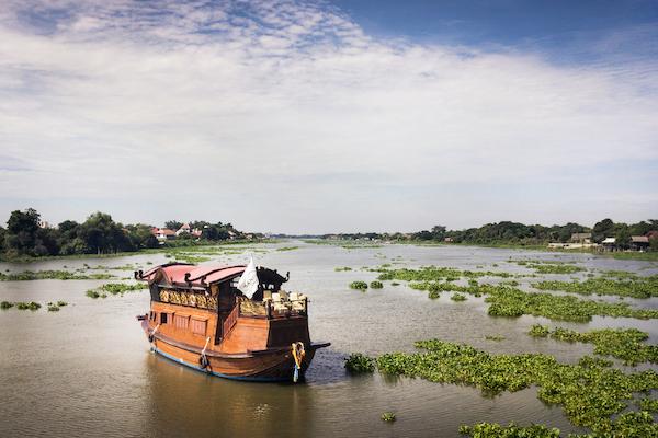 Loy Dream's 3-Day Bangkok to Ayutthaya - Day One -