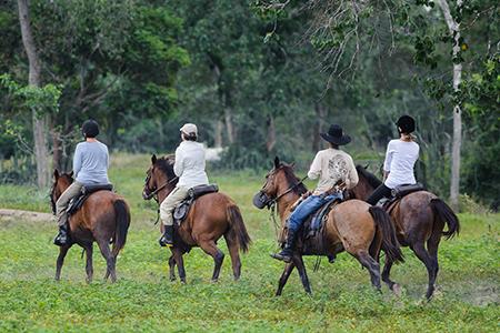 Araras Eco Lodge's 4-Day Horseback Riding Stay Day Three - Horse riding.