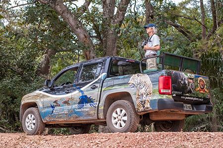 Araras Eco Lodge's 5-Day Pantanal Stay Day Four - Truck Safari Experience.