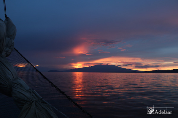 Adelaar's 12-Day Alor & The Forgotten Island: Saumlaki to Maumere - Day One - Sunrise
