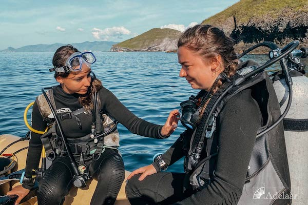 Adelaar's 12-Day Alor & The Forgotten Island: Maumere to Saumlaki - Day Eight - Getting Ready for Diving