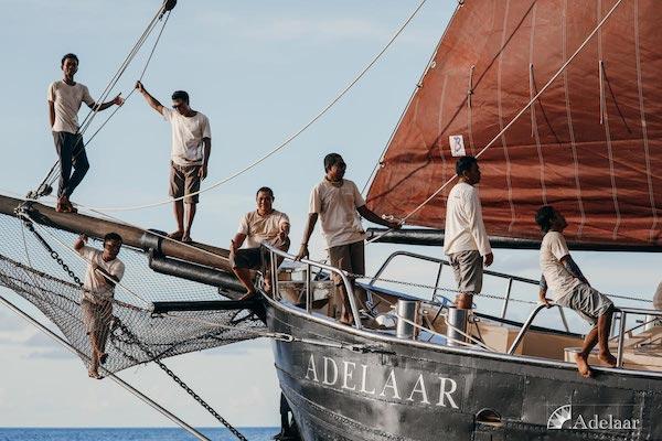 Adelaar's 12-Day Banda Sea: Ambon to Saumlaki - Day Four - Staff