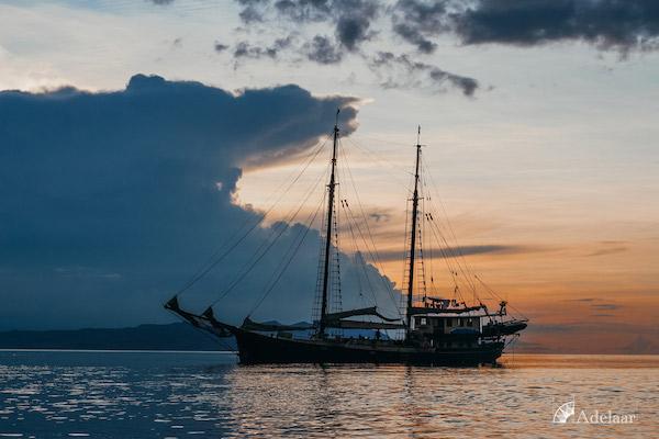 Adelaar's 12-Day Banda Sea: Ambon to Saumlaki - Day Twelve - Sunset