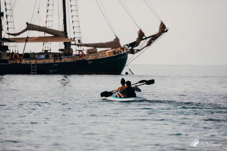 Adelaar's 12-Day Banda Sea: Saumlaki to Ambon - Day Three - Canoeing