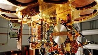 グーグル 量子コンピュータ