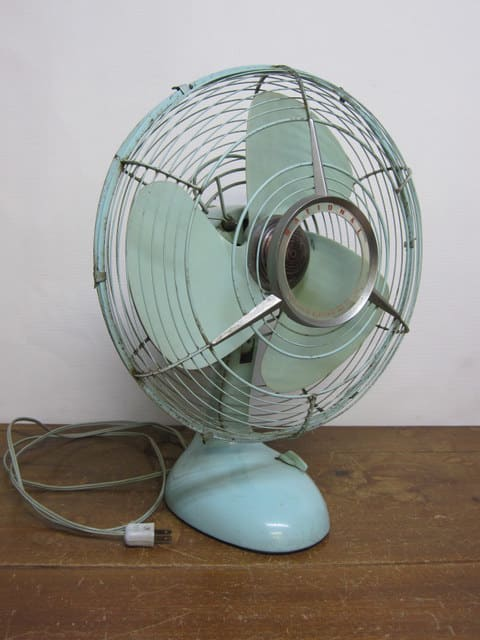 昭和30年代 扇風機