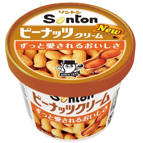 ソントン、ピーナッツクリーム、Sonton