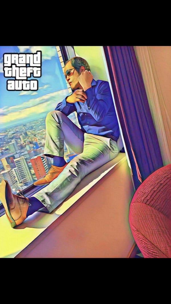 宮崎文夫 グランドセフトオート Grand Theft Auto GTA