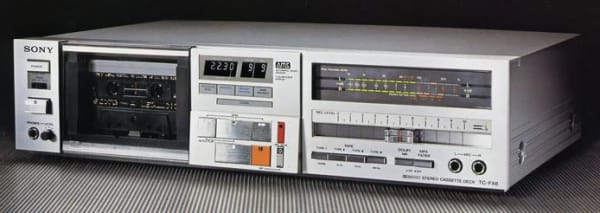 SONY ESPRIT player