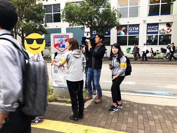 武蔵小杉駅、うんこ禁止令、フジテレビ、マスコミ、取材、キレる