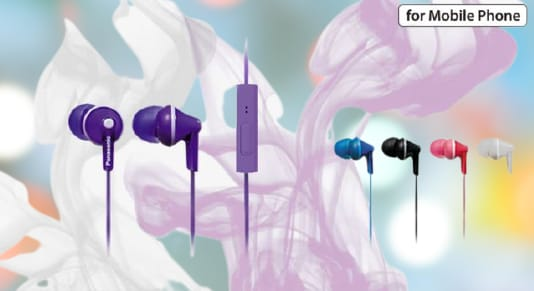 Top 5 Panasonic In-Ear Headphones 2021