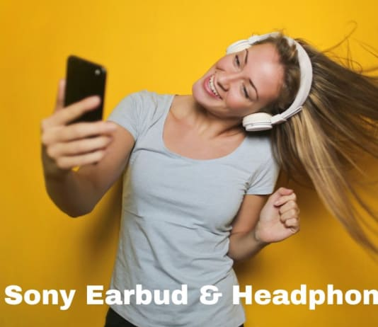 Top 5 Sony Earbud & Headphone for 2021
