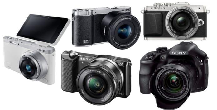 Top 5 Best Mirrorless Camera under $500