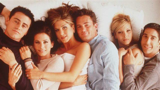 К выходу продолжения сериала «Друзья»: показываем, как изменились актеры за годы