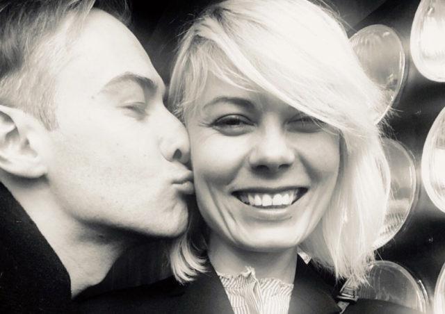 Возлюбленная Дмитрия Шепелева впервые опубликовала с ним фото