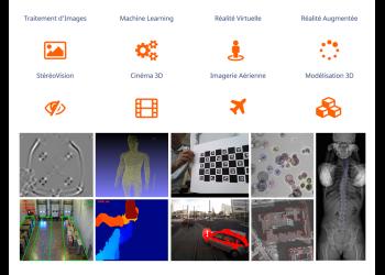 Développement de logiciels et d'algorithmes d'analyse d'images sur mesure