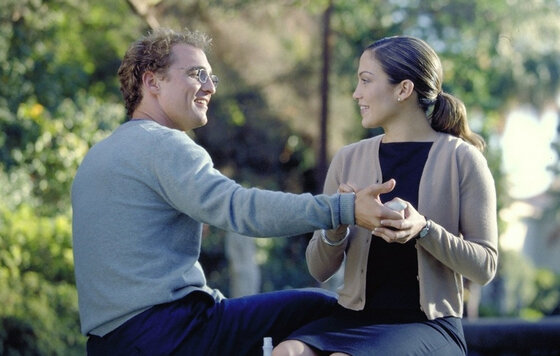 «Давай повторим это снова»: Дженнифер Лопес и Мэттью Макконахи обсудили фильм «Свадебный переполох»