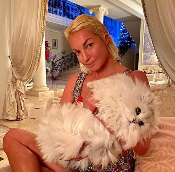 Анастасия Волочкова готова оплатить лечение своего «экс-любовника» в психиатрической больнице