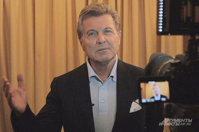 Лещенко рассказал, что Малахов уговорил его прийти на программу