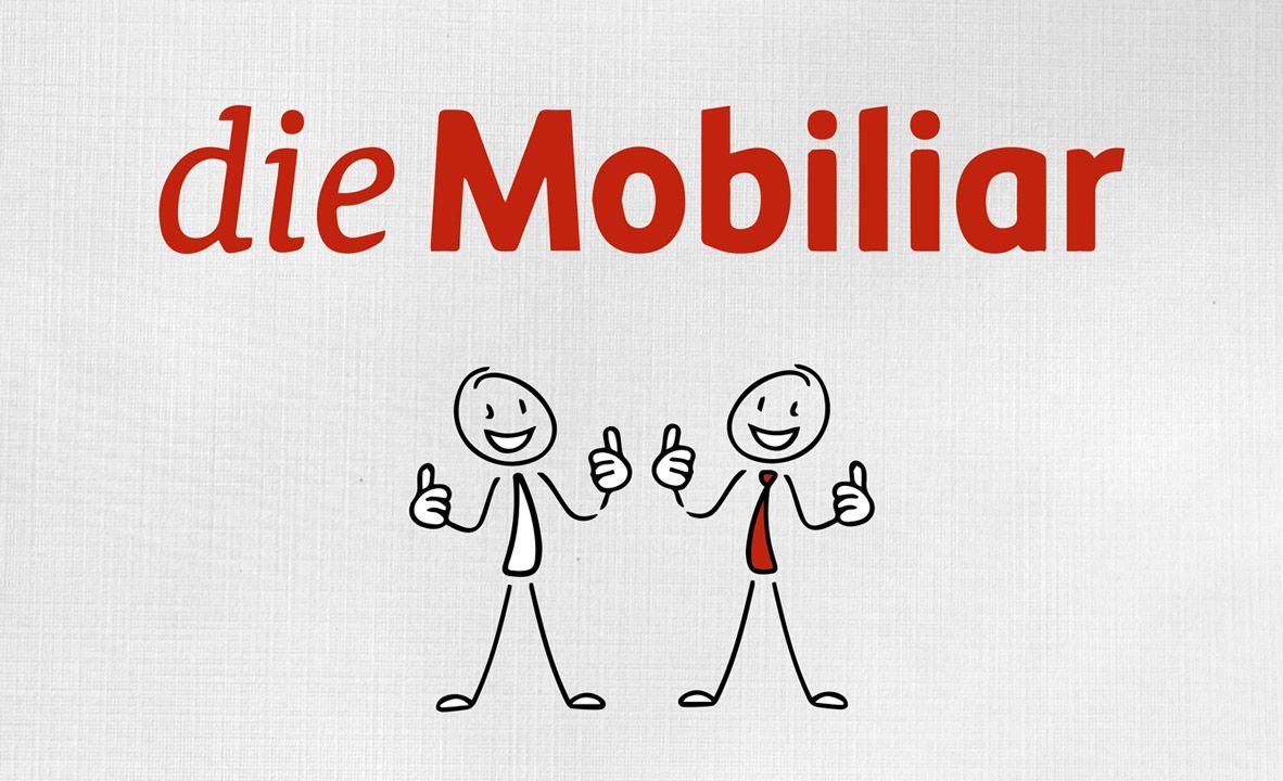 Design Mobiliar Strichmännchen