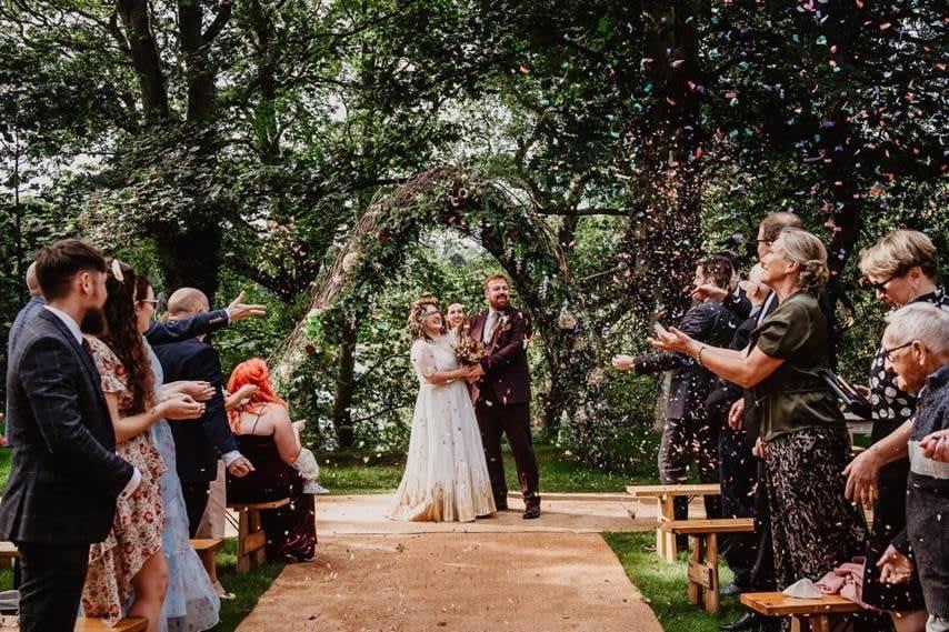 Emma Hughes Wedding