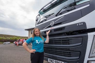 Cancer Focus Trucks