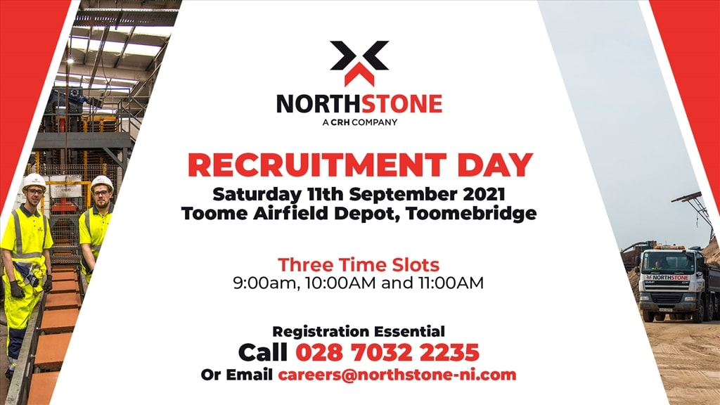 Recruitment Day in Toome