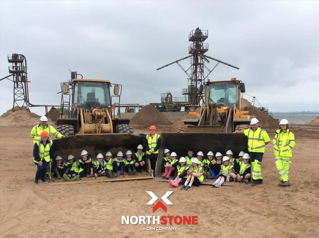Hutchinsons Sand Site Visit!