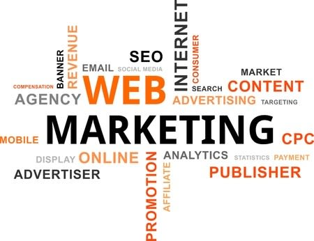 image le webmarketing avec le ecommerce