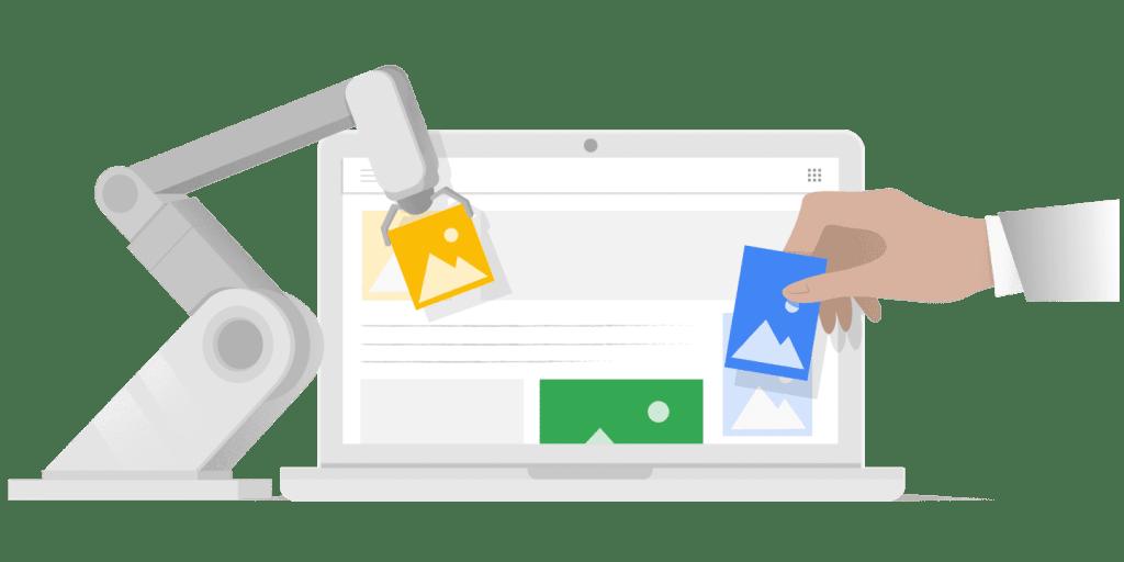 campagne sur le réseau display de google