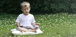 Boeddhisme voor kids, boeddha voor kinderen op school