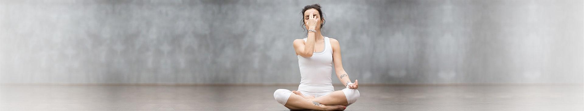 ademhalingsoefeningen - pranayama