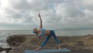 Laura Dasi Hatha Yoga Vinyasa