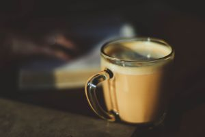 Koffie, lekker bakkie koffie!
