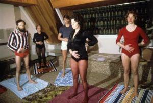 Yoga op zolder, begin jaren zeventig. Rama Polderman - de held die yoga naar Nederland bracht